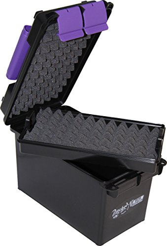 MTM HCC-25 Handgun Pistol Conceal Carry Case, Medium, Purple