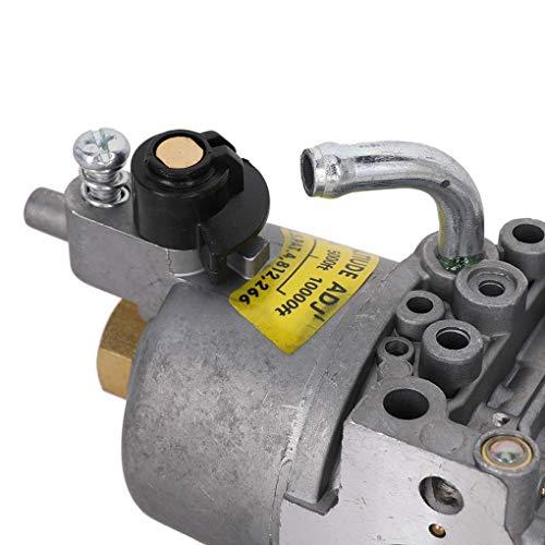 Topker Replacement for Onan Cummins 146-0705 RV Generator Carburetor 2.8 KV 146-0802 Generator Accessories by Topker (Image #6)