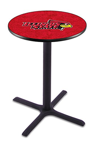 (Holland Bar Stool L211B Illinois State University Officially Licensed Pub Table, 28