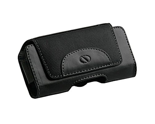 Apple Black Pda Case (Naztech Marquee Case - PDA and Smart Phones - iPhone, Blackberry, HTC, Samsung, LG, Motorola, and Nokia - Black)