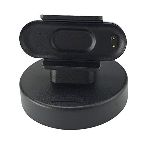 Letway Smart Watch Charging Dock Stand,Portable Disassembly-free Charger For Xiaomi MI Band 4 USB Data Sync Charge…