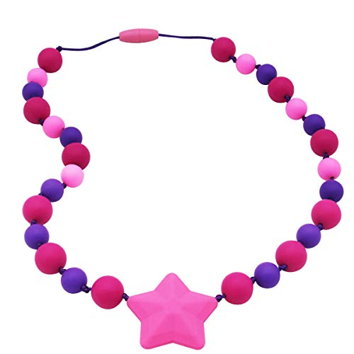 Sensory Chew Necklace for