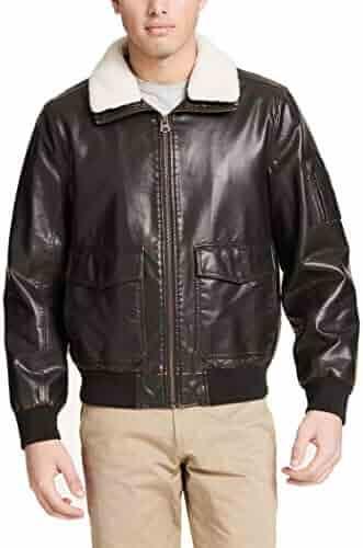 5084ac49b Shopping 4XBT - Leather & Faux Leather - Jackets & Coats - Clothing ...