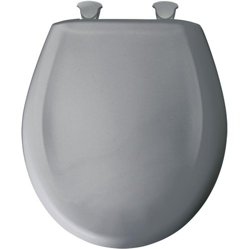 Bemia Bemis 200SLOWT 032 Whisper Close Round Closed Front Toilet Seat Countr