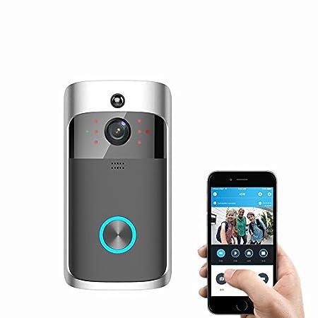 Timbre Visual Remoto Inteligente hogar monitoreo infrarrojo ...