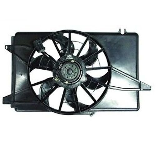 TYC 620220 Ford/Mercury Replacement Radiator/Condenser Cooling Fan Assembly