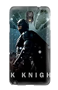 7713641K41038729 New The Dark Knight Rises Official Protective Galaxy Note 3 Classic Hardshell Case