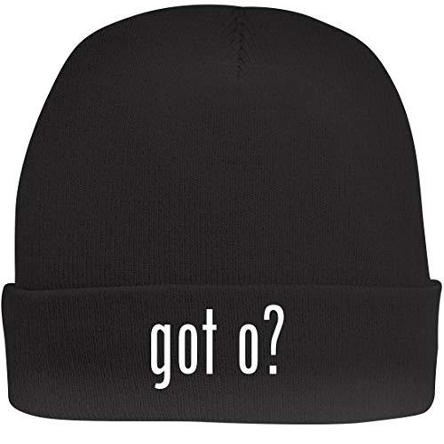got o? - A Nice Beanie Cap, Black, OSFA ()