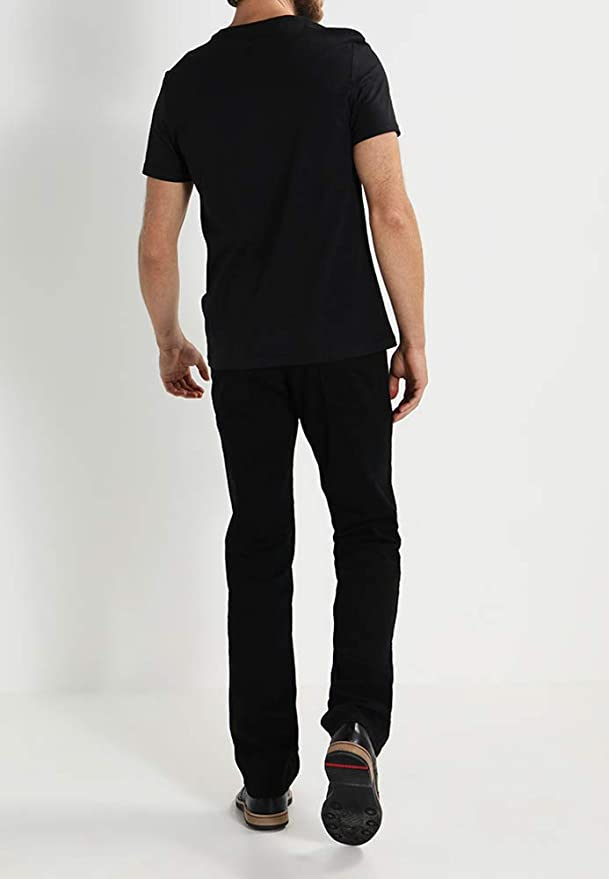 Pier One - Camiseta - para Hombre 2 Negros XXXL: Amazon.es: Ropa y ...