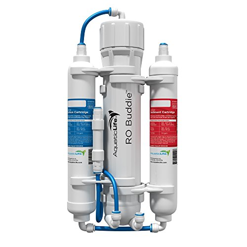 Aquatic Life RO Buddie Three Stage Reverse Osmosis, 100-Gallon by Aquatic Life