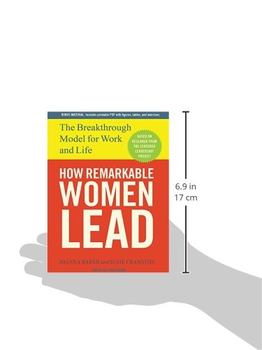 How Remarkable Women Lead: The Breakthrough Model for Work and Life by Brand: Tantor Media