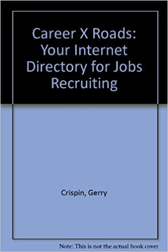 Amazon in: Buy Career X Roads: Your Internet Directory for Jobs