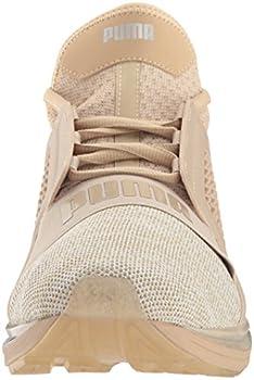 Puma Men's Ignite Limitless Knit Sneaker,pebblewhisper White,10.5 M Us 3