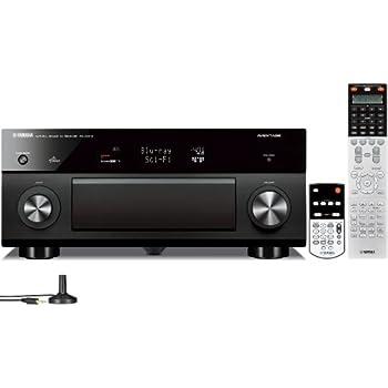 Yamaha Rx V  Bl   Channel Musiccast Av Receiver Reviews