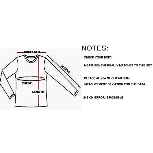 Ximandi Men's Shirts British Style Camouflage Long Sleeve Business Slim Fit Shirt by Ximandi (Image #3)