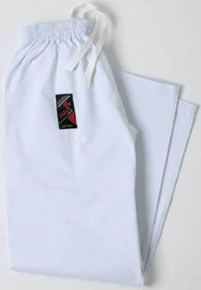 Fuji Mae Pantalon de Karaté Blanc