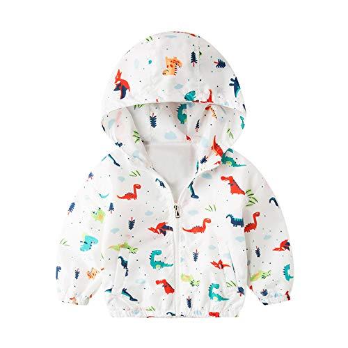 SMALLE ◕‿◕ Clearance,JacketDinosaur Baby Outerwear Coat Boys Girls Kids Children Hooded Clothing - Bench Girls Jacket