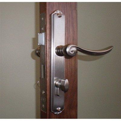 Arlington Mortise Storm Door Hardware Satin Nickel by Door Hardware N' More (Image #2)
