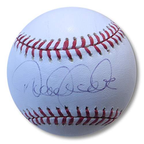 Derek Jeter Signed Autographed MLB Baseball New York Yankees JSA Z99780