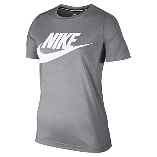 Haut Nike 027 vert Avec Atmosphère À Femme Atmosphère Gris Manches Logo Courtes 829747 xxgOpHUqw