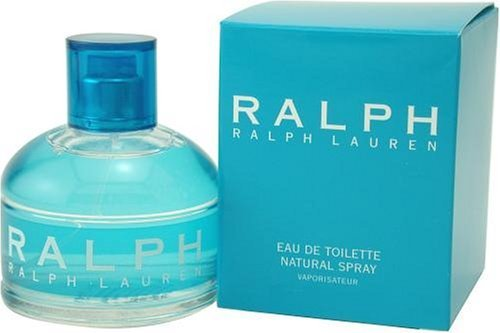 - Ralph by Ralph Lauren for Women, Eau De Toilette Natural Spray, 3.4 Ounce