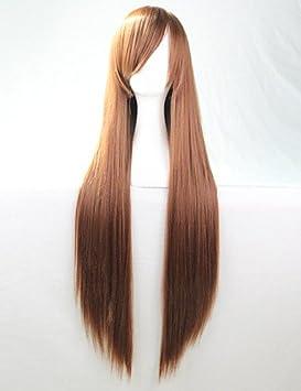 XH@G productos baratos peluca sintética del anime lolita cosplay peluca de pelo pelucas 80cm