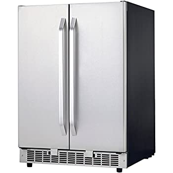 Danby DPC6012BLS Silhouette Select Built-In Party Center, 4.2 Cubic Feet, Stainless Steel