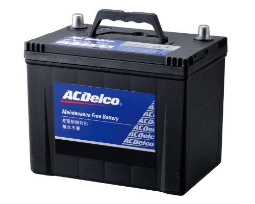 ACDelco [ エーシーデルコ ] 国産車バッテリー 充電制御車用 [ Maintenance Free Battery ] AMS60B24L B00EPANVB6