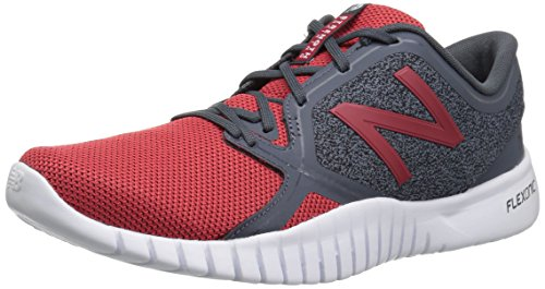 Cheap New Balance Men's 66v2 Flexonic Cross-Trainer-Shoes, Thunder, 7.5 4E US