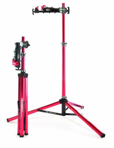 Feedback Sports Pro Elite Repair Stand Red