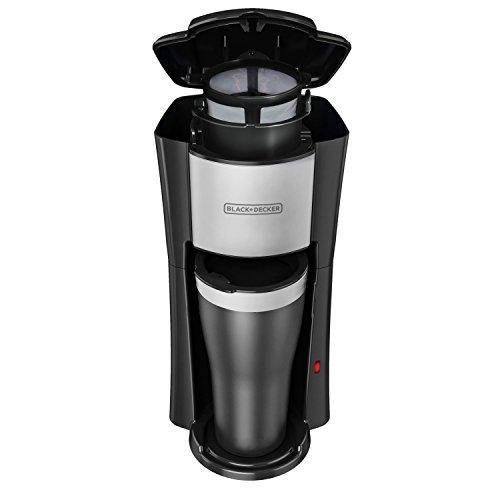 BLACK+DECKER Single Serve Coffeemaker, Black, CM618 by BLACK+DECKER (Image #7)