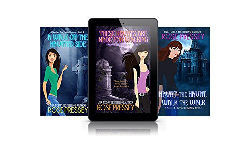Amazon The Ghostly Haunted Tour Guide Cozy Mystery Box Set