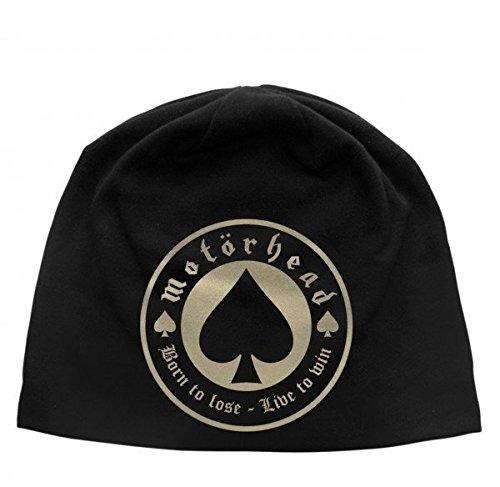 MOTORHEAD BORN TO LOSE beanie hat / Mütze