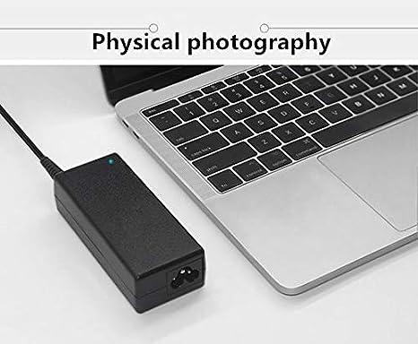 Amazon.com: 65 W 19,5 V 3,34 A adaptador de CA/cargador de ...