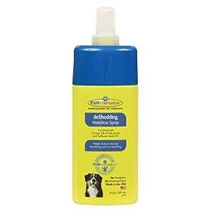 Furminator deShedding Waterless Spray, USA Made, 8.5-Ounce