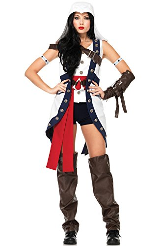 Leg Avenue Women's Assassin's Creed Connor