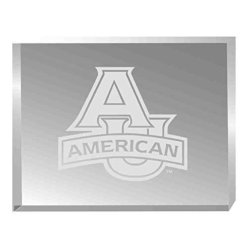 (American University-Acrylic Award Desk)