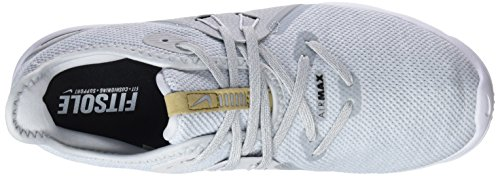 Donna white Scarpe pure Running Air Wmns 008 Multicolore 3 Platinum Nike black Sequent Max 0xCg7w1q