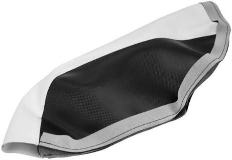 Sitzbezug Str8 Für Mbk Nitro Yamaha Aerox Schwarz Weiss Auto
