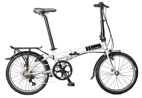 Wirezoll Dahon Mariner D7 Folding Bike, Brushed