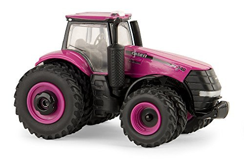 Pink Tractor - 1:64 Case IH Pink Magnum 340 Tractor by Case IH Agriculture