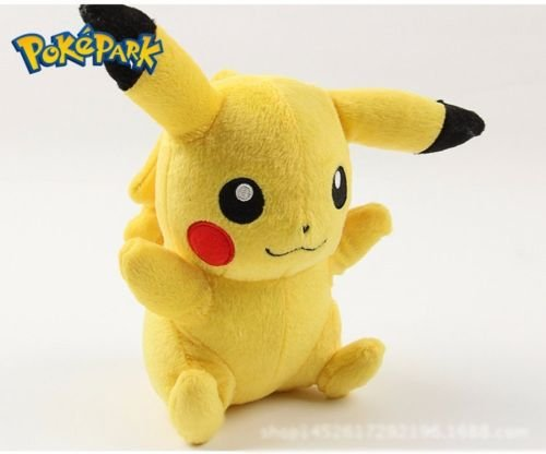 Cute 20CM POKEMON Pikachu Soft Plush Toy Doll Kids Gift New (Costumes Commission Uk)