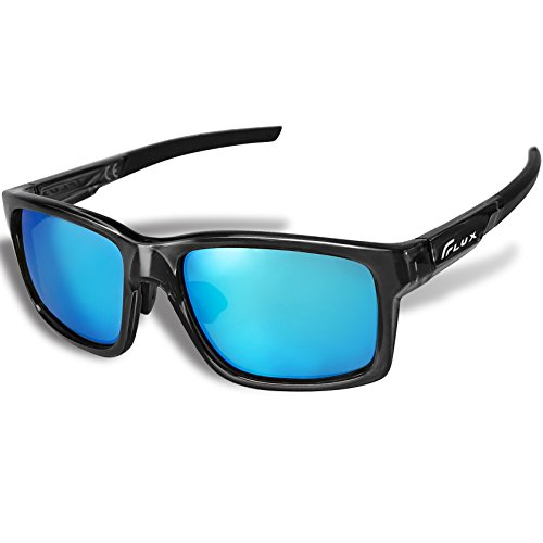 648abbc0354 Flux Polarized Fashion Sunglasses with Anti-Slip Function and Light Frame -  for Men and Women when Driving