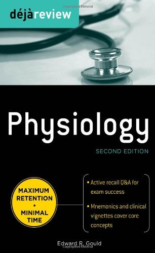 Download By Edward Gould - Deja Review Physiology, Second Edition: 2nd (second) Edition ebook