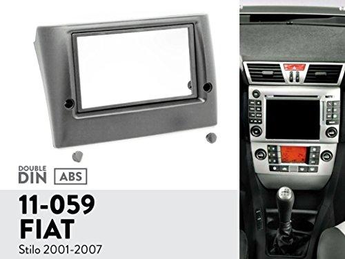 11-059 UGAR Radio Installation Mounting Kit for FIAT Stilo 2001-2007