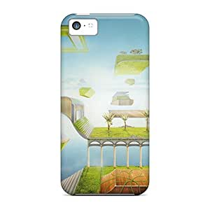 New Desktopography H15 Tpu Case Cover, Anti-scratch DustinHVance Phone Case For Iphone 5c