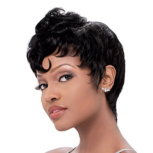 SENSATIONNEL Bump Wig - MOD MOHAWK- Color #2 - Dark Brown by Sensationnel