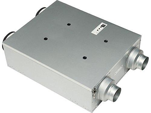 Air Heat Exchanger (Panasonic FV-10VE1 Intelli-Balance 100 Balanced Air Solution, 50 to 100 CFM - Ceiling or Wall Mount ERV)