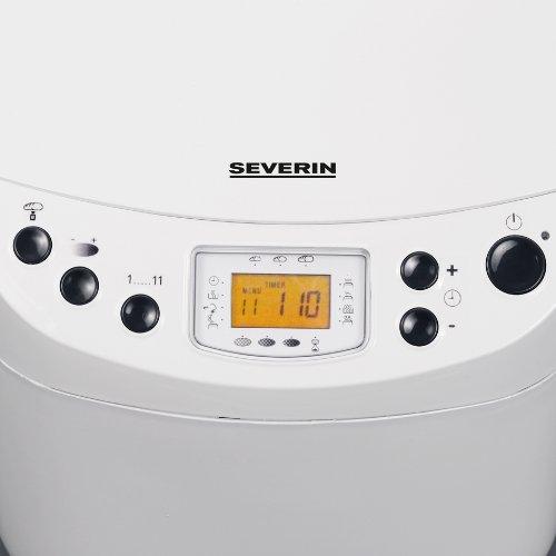 Severin BM 3991 - Panificadora (3.3 l. de capacidad para 500 ...