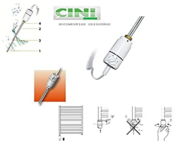 CINITHERM Heizstab- Heizpatrone für Heizungen mit elektronischen ...